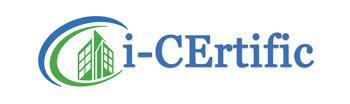 i-CErtific Logo